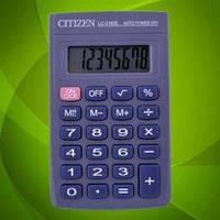 Калькулятор CITIZEN S-310
