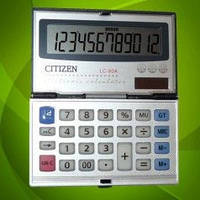 Калькулятор CITIZEN S-80