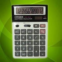 Калькулятор CITIZEN S-8622