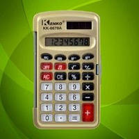 Калькулятор Kenko K-6678/6677 A