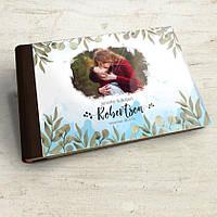 Фотоальбом с индивидуальной акриловой обложкой формата А5 с блоком из белого картона, фото 1