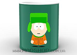 Кружка Южный парк South Park Кайл