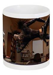 Кружка чашка Тетрадь смерти Death Note №13