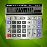 Калькулятор Sharp З-2136