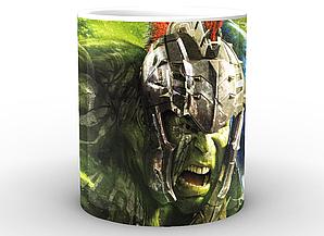 Кружка Geek Land Халк Hulk шлем HU.02.023