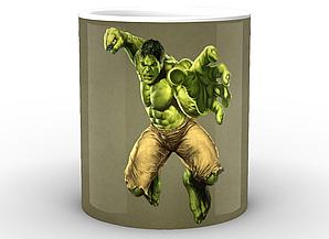 Кружка Geek Land Халк Hulk прыжок HU.02.024