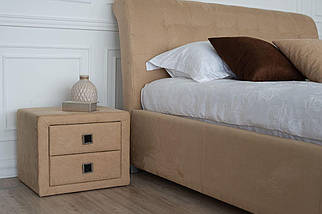 Спальня модульная Кофе Тайм (Embawood) карамель, фото 2