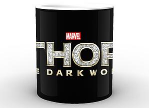 Кружка GeekLand Тор Thor заставка Темный Мир TH.02.013