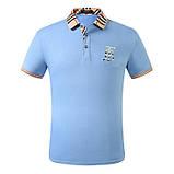 Burberry Чоловіча футболка поло барберрі, фото 6