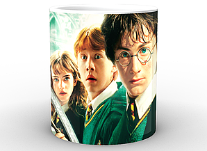 Кружка GeekLand Harry Potter Гарри Поттер постер HP.02.042