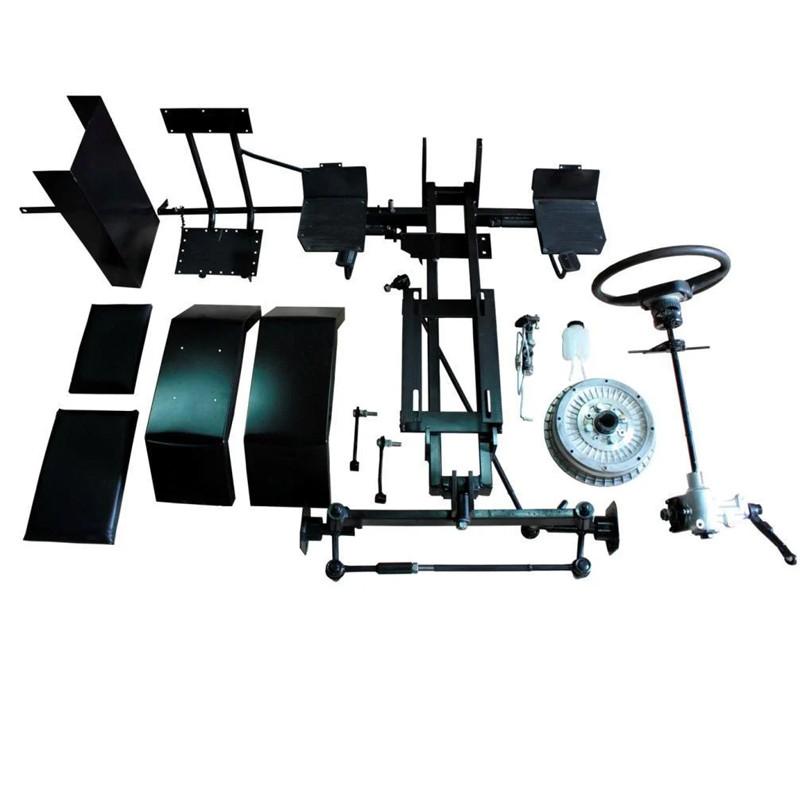 Кит набор для переоборудования мотоблока в минитрактор (максимальная комплектация)