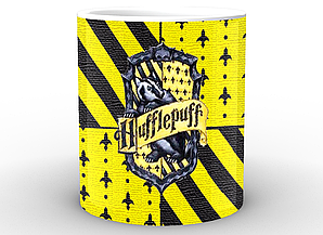 Кружка GeekLand Harry Potter Гарри Поттер Hufflepuff  HP.02.005