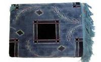 Комплект (дивандек) гобелен, 160х220см, цвета в ассортименте