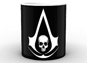 Кружка GeekLand Assassins CreedКредо Ассасинаэмблема AC.02.25