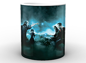 Кружка GeekLand Harry Potter Гарри Поттер  and the Deathly Hallows HP.02.014