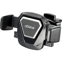 Автодержатель для телефона Optima OP-CH01 Black