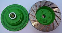Фреза алмазная торцевая для шлифовки гранита Distar Elite Active Turbo 100/M14F-20 № 00, 0, 2, 3