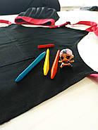 Комплект дитячий Latte Kids  5-7років | Фартух + Ковпак + Нарукавники, фото 8