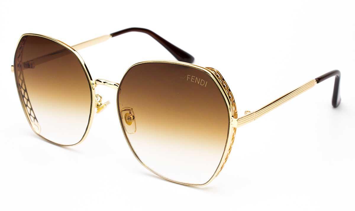 Солнце защитные очки Новая линия (металл) 5245-4
