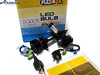 Автомобильные светодиодные LED лампы H4 Pulso 6000K 7S-H4 комплект для авто