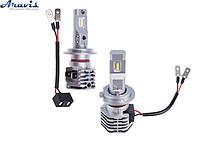 Автомобильные светодиодные LED лампы H7 Pulso 6000K M4 комплект для авто