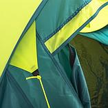 Палатка 2х местная. Вestway 68097. Размер ДхШхВ: 220х120х90 см. Тамбур. Двухслойная., фото 6