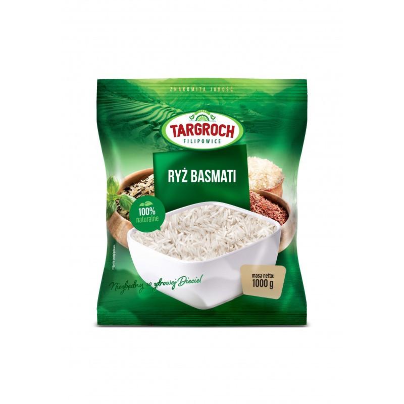 Рис басмати 1000г (Пакистан), Targroch