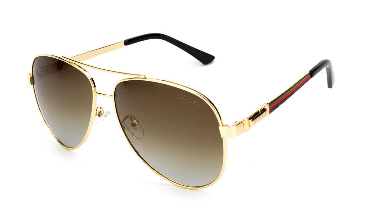Солнце защитные очки Именные (polarized мужские) GG3826-3