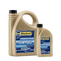 Моторное масло  Rheinol Synergie Racing  5W-50 1L (синт) (Racing 5W-50/31170,180)