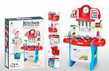 Игровой набор электронная Кухня. 20 предметов.WD-P19-R19, фото 3