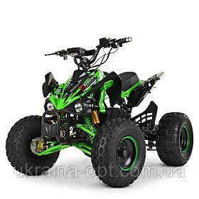 Квадроцикл Profi HB-EATV1500Q2-5(MP3). Скорость до 48км/ч. Мотор1500W. 4 скорости. Надувные колеса