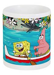Кружка SpongeBob SquarePants