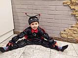 Карнавальный костюм божьей коровки мальчика, фото 5