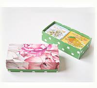Подарок женщине к 8 марта набор  мыла ручной работы №4