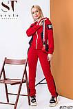 Женский спортивный костюм / двунитка / Украина 47-2296, фото 2