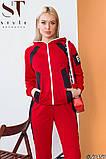 Женский спортивный костюм / двунитка / Украина 47-2296, фото 3