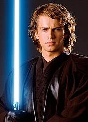 Картина GeekLand Star Wars Звёздные Энакин 40х60см SW.09.028