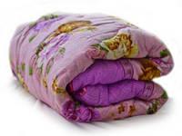 """Одеяло силиконовое """"Главтекстиль"""", полуторное (150х210см), расцветка в ассортименте"""