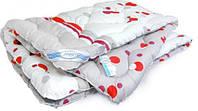 """Одеяло силиконовое """"Лелека"""", двойное (172х205), расцветка в ассортименте"""