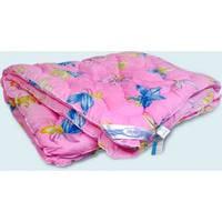 """Одеяло силиконовое """"Лелека"""", полуторное (140х205), расцветка в ассортименте"""