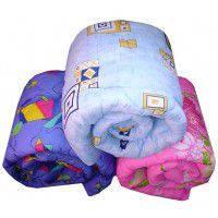 """Одеяло силиконовое """"Люкс топ"""", двойное (180х210), расцветка в ассортименте"""