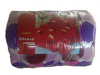 """Одеяло силиконовое """"Уют"""", двойное (180х210), расцветка в ассортименте"""