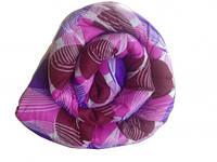 """Одеяло силиконовое """"Уют"""", евро (200х220), расцветка в ассортименте"""