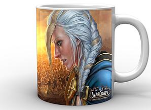 Кружка GeekLand World of Warcraft Мир Военного Ремесла противостояние WW.02.47