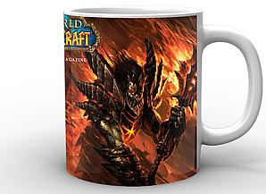 Кружка GeekLand World of Warcraft Мир Военного Ремесла бой WW.02.50