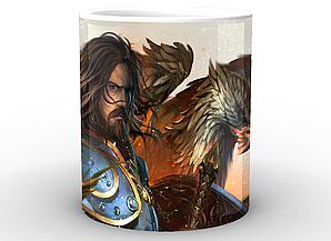 Кружка GeekLand World of Warcraft Мир Военного Ремесла андуин лотар WW.02.57