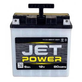 Мото аккумулятор Jet Power 6мтс 9 СП