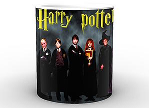 Кружка GeekLand Harry Potter Гарри Поттер  ученики Хогвартса HP.02.012