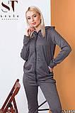 Женский спортивный костюм / двунитка с люрексом / Украина 47-2299, фото 2