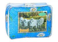 """Одеяло шерстяное евро """"Верона"""" (200х220см), расцветка в ассортименте"""